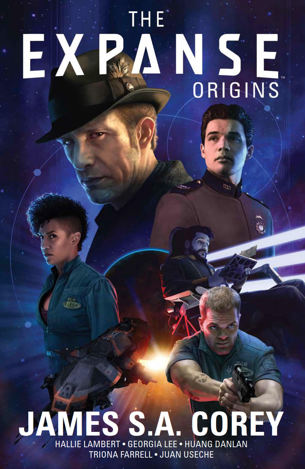 The Expanse Vol. 1 OGN