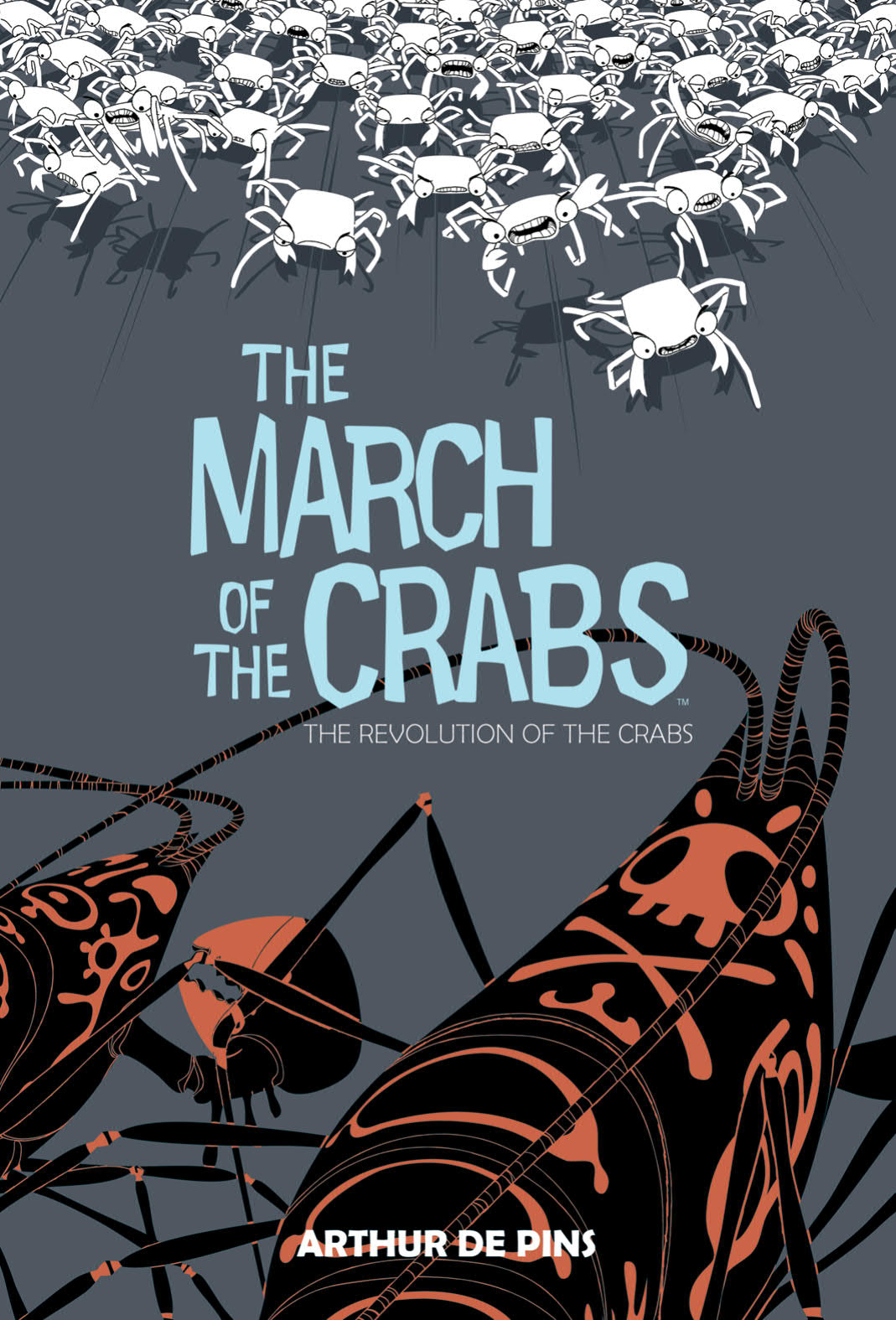 March of the Crabs Vol. 3 HC