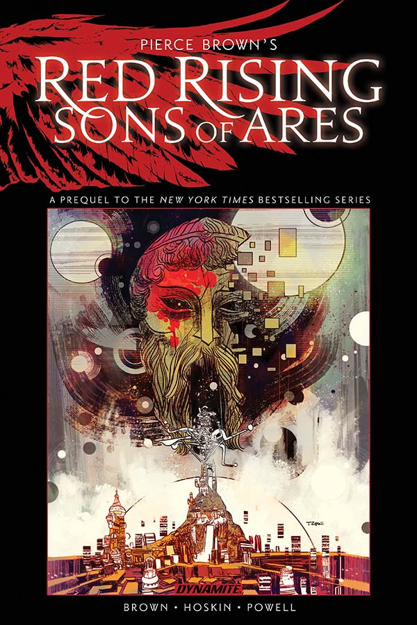 Pierce Brown's Red Rising: Sons of Ares HC