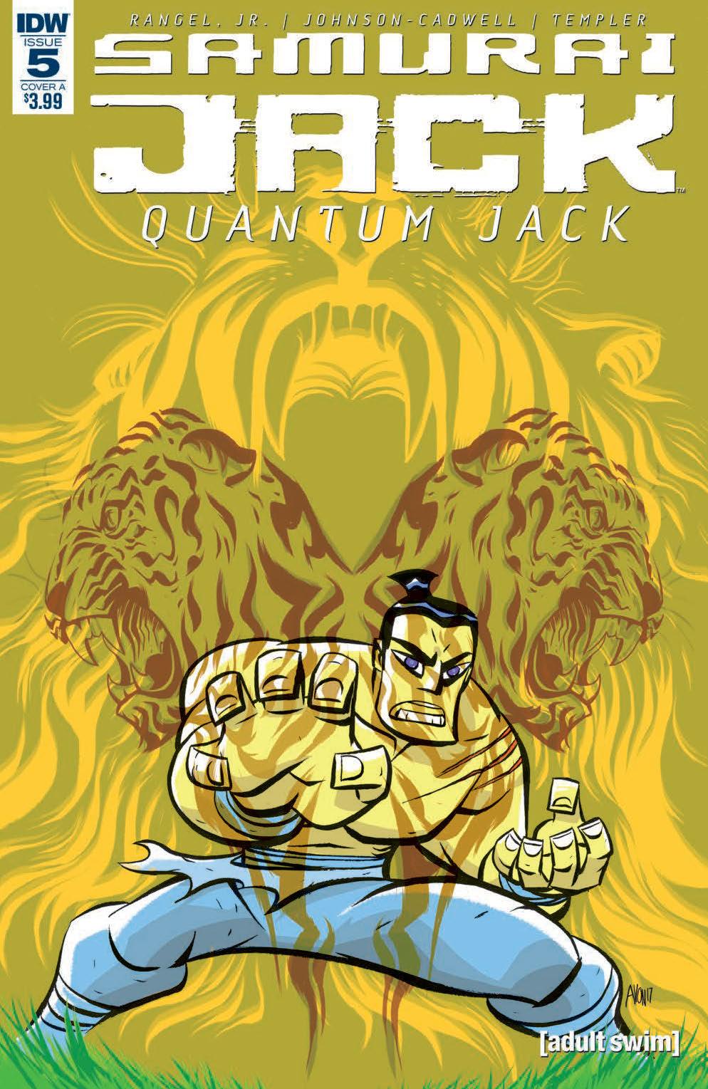 Samurai Jack: Quantum Jack #5