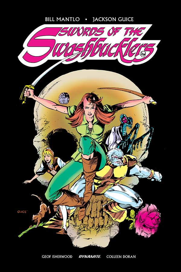 Swords of the Swashbucklers HC
