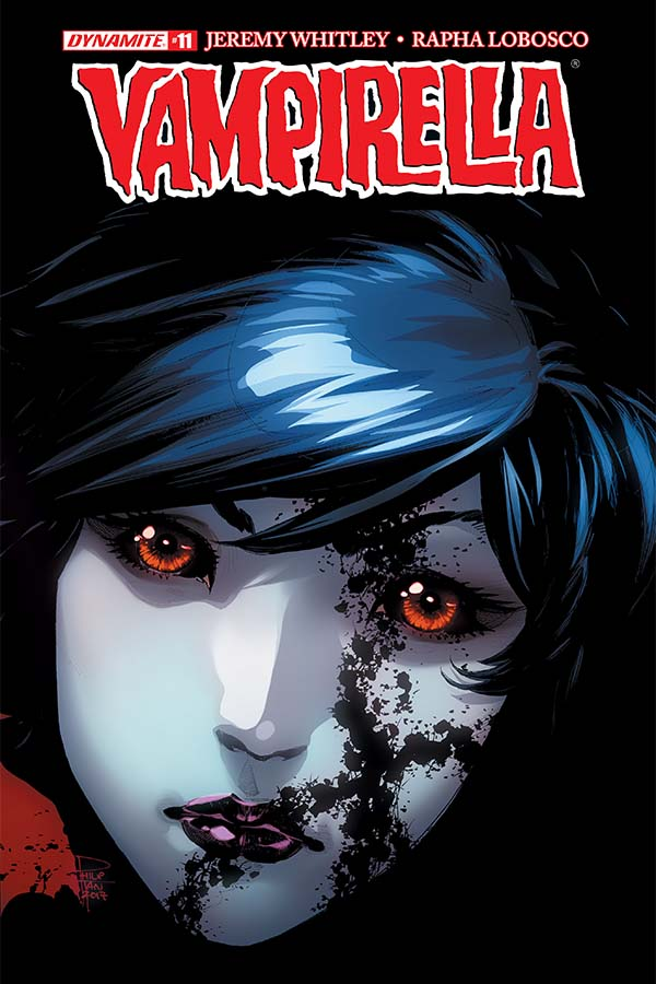 Vampirella Vol. 4 #11