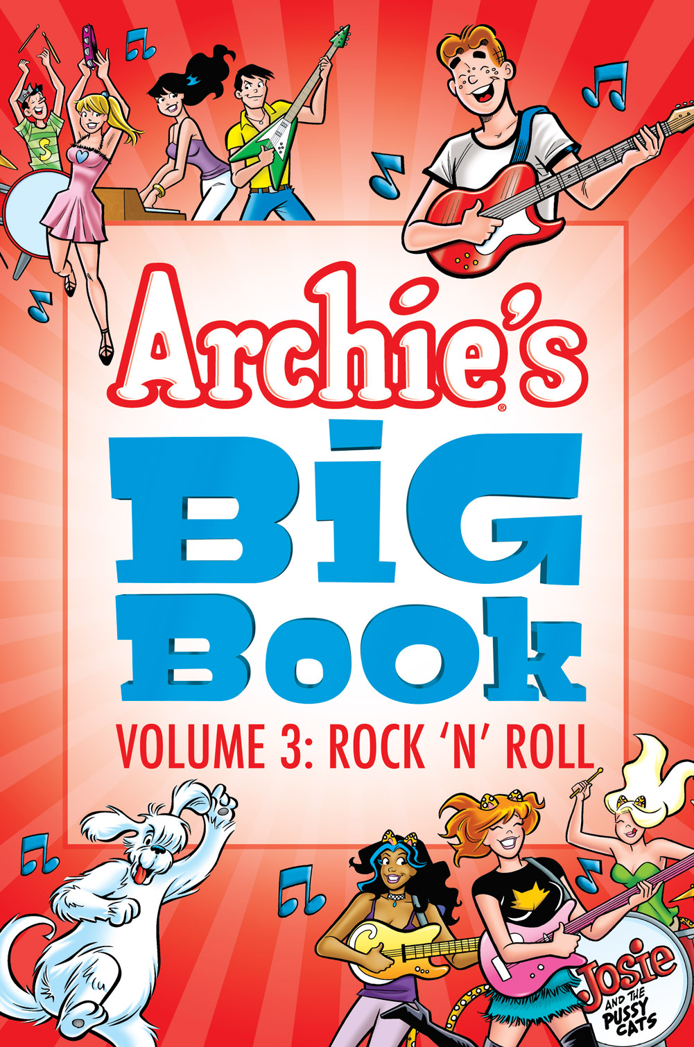 ARCHIE'S BIG BOOK VOL. 3: ROCK 'N' ROLL (TP)