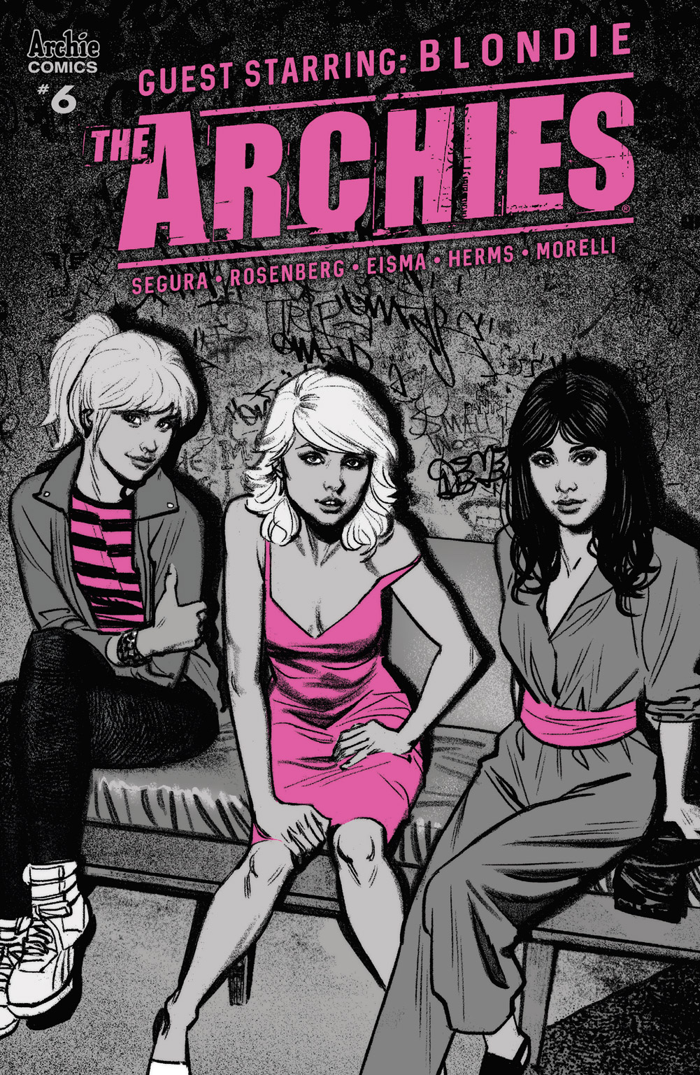 THE ARCHIES #6