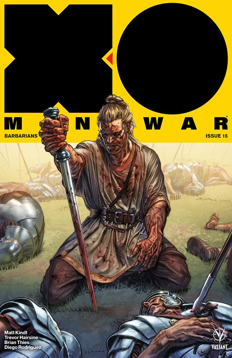 X-O MANOWAR (2017) #15