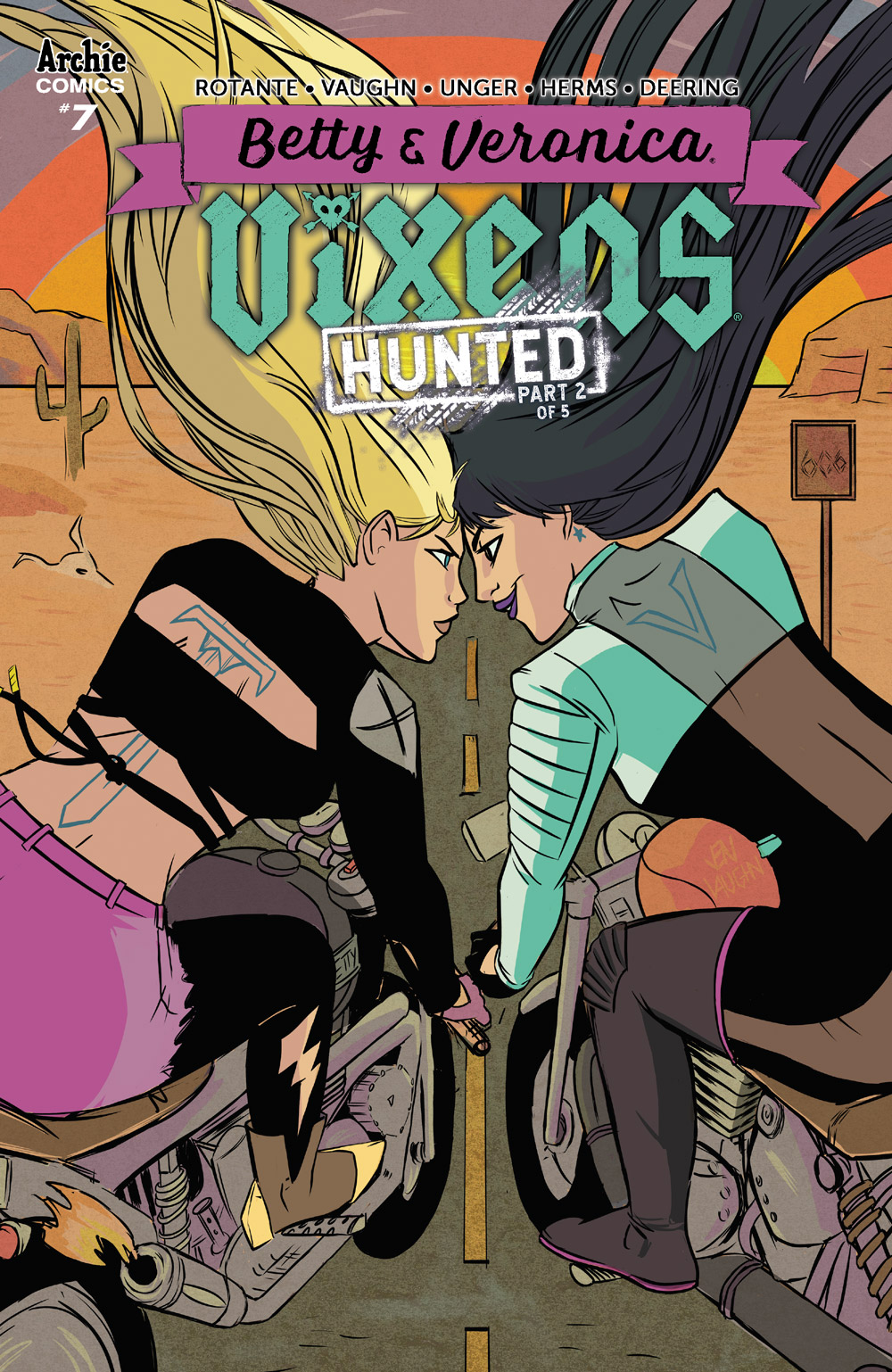 BETTY & VERONICA: VIXENS #7