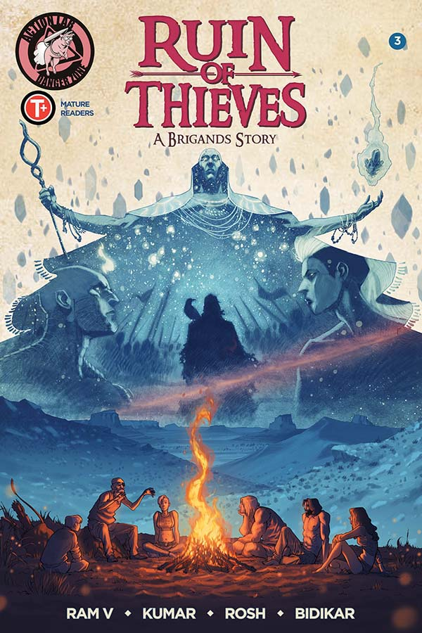 BRIGANDS: RUIN OF THIEVES #3