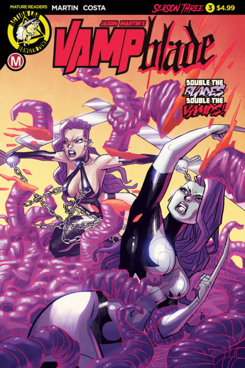 VAMPBLADE SEASON 3 #3