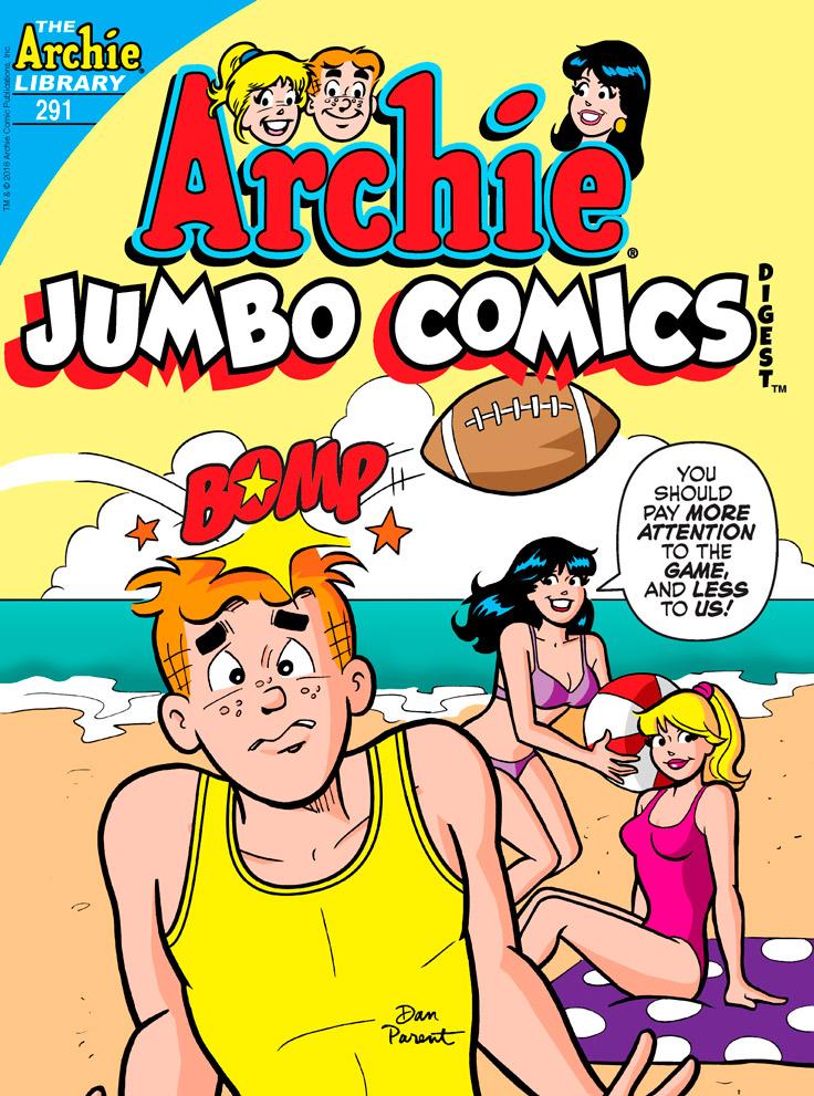 ARCHIE JUMBO COMICS DIGEST #291