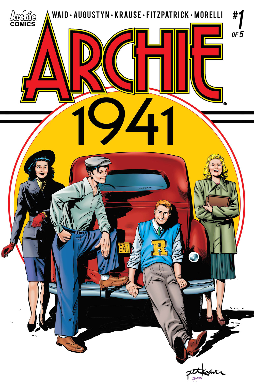 ARCHIE 1941 #1 (of 5)