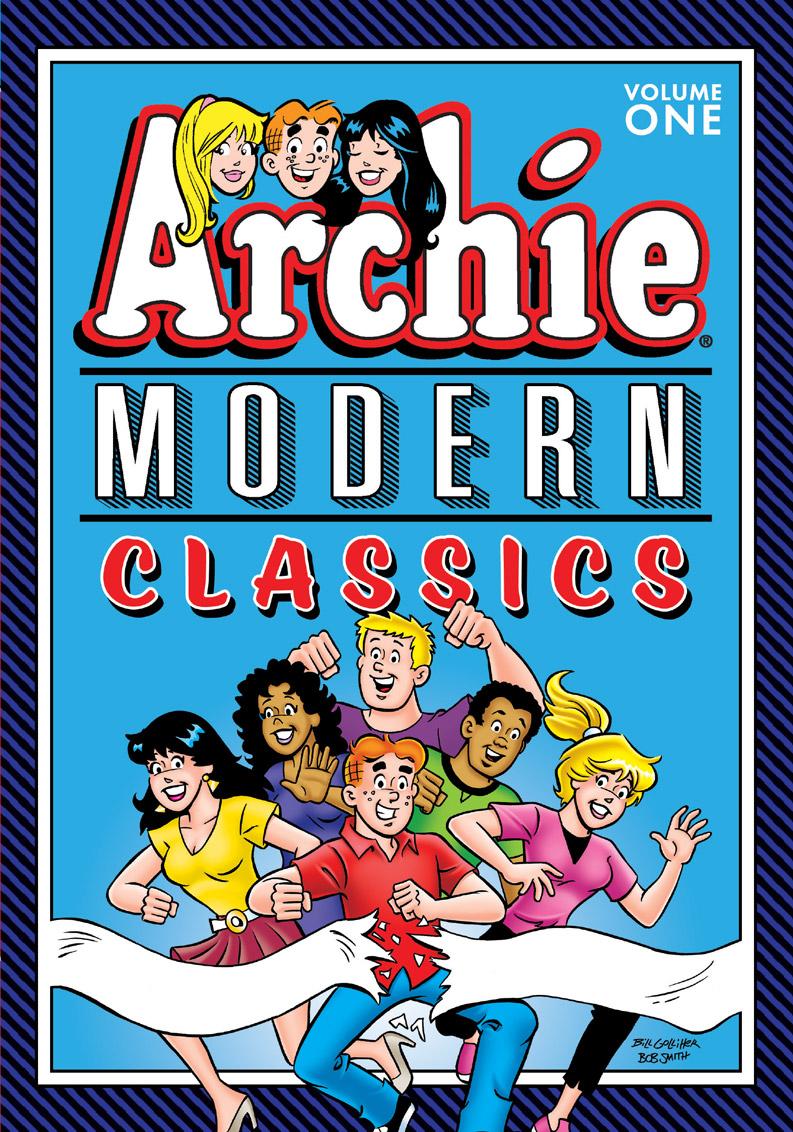 ARCHIE MODERN CLASSICS VOL. 1