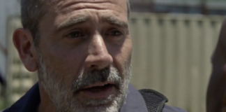 Negan from TWD S10 Trailer