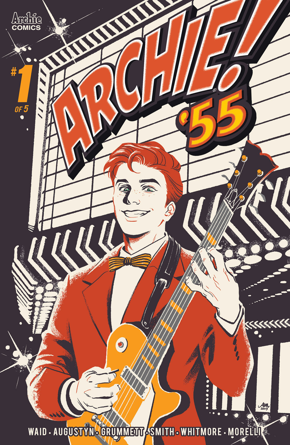 ARCHIE 1955 #1
