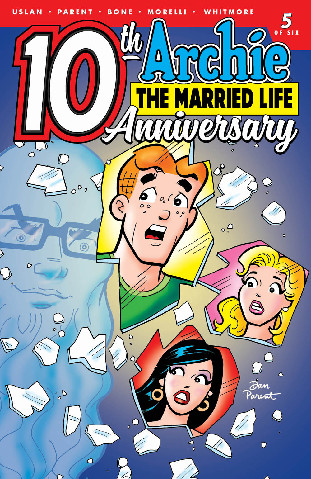 Preview: Archie the Married Life: 10th Anniversary #5