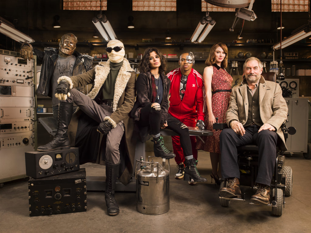 Doom Patrol Season 2 Drops On Dc Universe This June Comix Asylum
