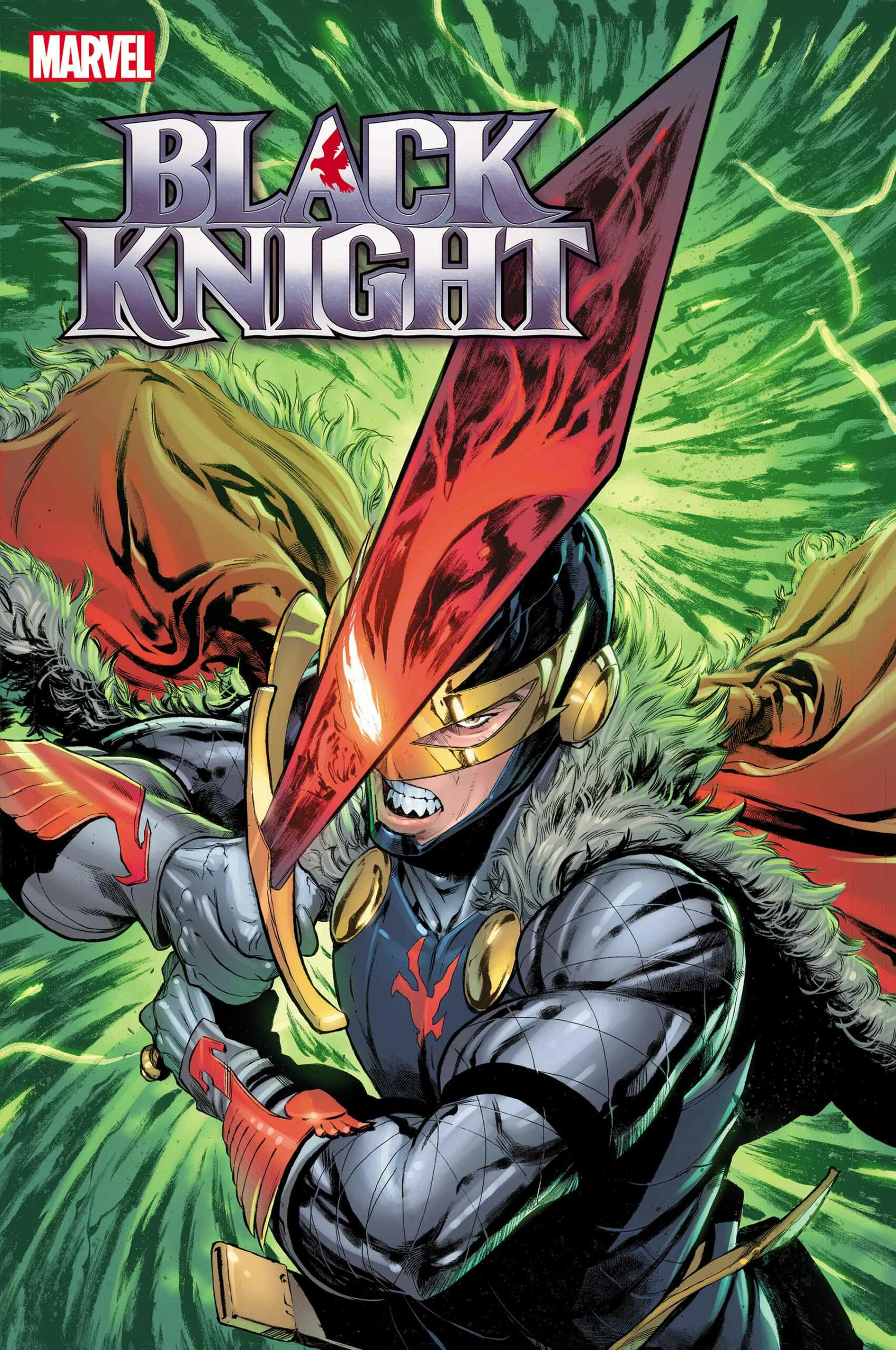The Adventures Continue for Marvel's Black Knight